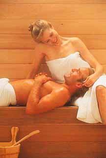 Влияние сауны на дыхательную систему