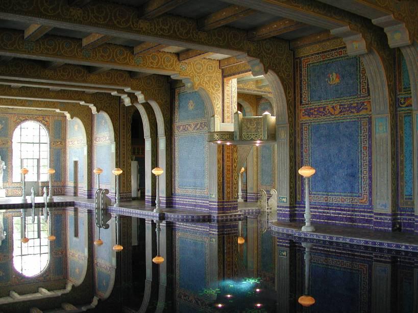 roman bath 11 Русская баня или турецкий хамам? Что вы выберете, чтобы согреться этой осенью?